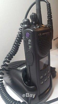 Motorola XTS 3000 II VHF Astro Digital IMBE DES H38 Smartzone Radio H09KDF9PW7BN