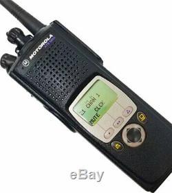 Motorola XTS 5000 II 800MHz P25 Two Way Radio SMARTnet SMARTzone Speaker Mic ADP