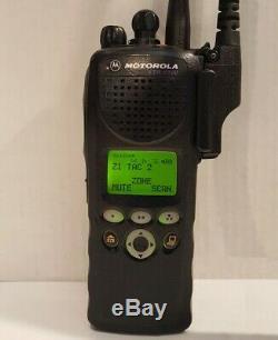 Motorola XTS2500 Model II 700 / 800 MHz Astro P25 Digital Radio H46UCF9PW6AN