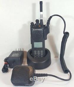 Motorola XTS3000 III UHF 450-520 MHz IMBE Digital Smartzone Omnilink XTS Radio