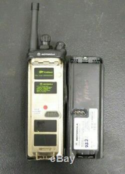 Motorola XTS3000 III UHF 450-520MHz RADIO H09SDH9PW7BN