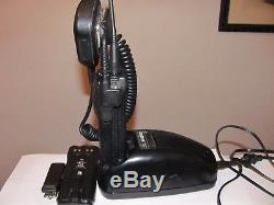 Motorola XTS3000 UHF Model I 403-470 Mhz Radio + Charger + 2 Batteries + Mic