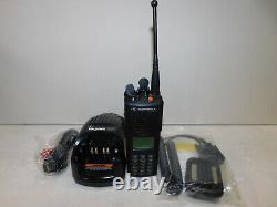 Motorola XTS3000 UHF R2 450-520mhz Mod 3 P25 Digital Portable Radio With AES DES