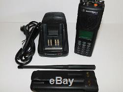 Motorola XTS3000 VHF Model 3 P25 Digital Portable radio with AES256 DESOFB DESXL