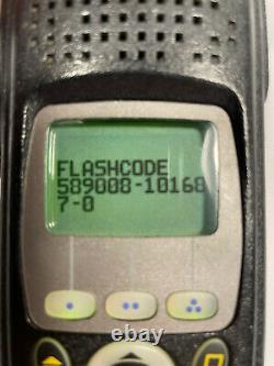 Motorola XTS5000 Model II M2 700/800 MHz H18UCF9PW6AN P25 ADP Crypto (Lot of 2)