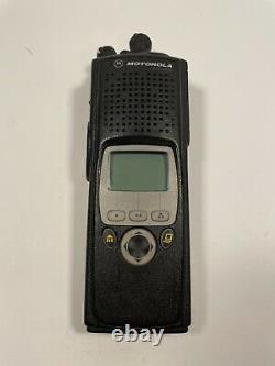 Motorola XTS5000 Model II M2 700/800 MHz H18UCF9PW6AN P25 withADP Encryption
