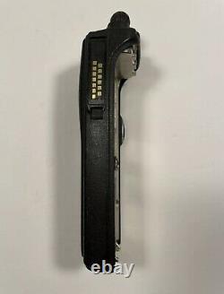 Motorola XTS5000 Model II M2 UHF R2 450-520 MHz H18SDF9PW6AN P25 4x Encryption