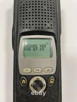 Motorola XTS5000 Model II M2 VHF 136-174 MHz H18KEF9PW6AN P25 4x Encryption