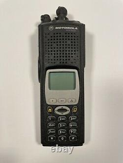 Motorola XTS5000 Model III M3 700/800 MHz H18UCH9PW7AN FPP withADP Encryption