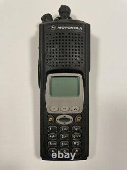 Motorola XTS5000 Model III M3 700/800 MHz H18UCH9PW7AN P25 withADP Encryption