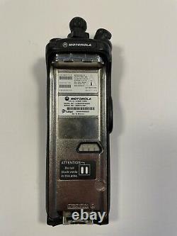 Motorola XTS5000 Model III M3 UHF R1 380-470 MHz H18QDH9PW7AN FPP withADP Crypto
