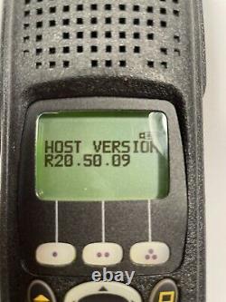 Motorola XTS5000 Model III M3 UHF R2 450-520 MHz H18SDH9PW7AN FPP withADP Crypto