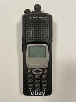Motorola XTS5000 Model III M3 UHF R2 450-520 MHz H18SDH9PW7AN P25 4x Encryption