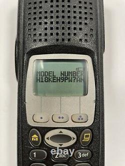 Motorola XTS5000 Model III M3 VHF 136-174 MHz H18KEH9PW7AN