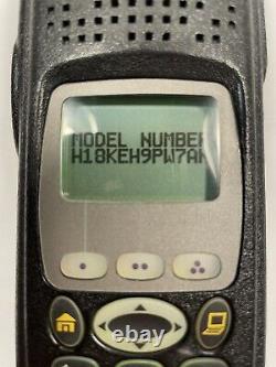 Motorola XTS5000 Model III M3 VHF 136-174 MHz H18KEH9PW7AN FPP withADP Encryption