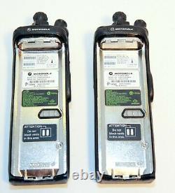 Motorola XTS5000 UHF R2 450-520MHZ FPP Model 3 IMBE AES Astro P25 Radio
