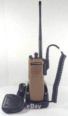 Motorola XTS5000 VHF 136-174 MHz Digital P25 Trunking Two-Way Radio H18KEC9PW5AN