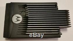 Motorola Xtl5000 Vhf Late Fw, 110w 136-174mhz Drawer Unit Aligned Loaded