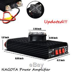 NA-300N HF Power Amplifier with FM AM SSB CW Work Mode For ham two way radio