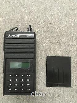 NEW IN BOX- BENDIX KING DPHX5102X P25 DIGITAL VHF RADIO with BELT CLIP CAL FIRE