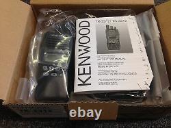 NEW Kenwood TK-2312 VHF Handheld Radio / PAGER MINITOR V 5 VI 6 VFD FIRE EMS