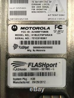 NEW MOTOROLA XTS5000 700/800Mhz RADIO P25 DIGITAL 9600bps TRUNKING 4 ALGO ENC