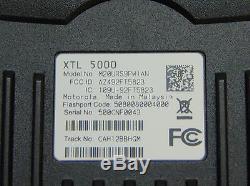 NEW Motorola XTL5000 M20URS9PW1AN O5 Head Dash Radio Kit Quantity