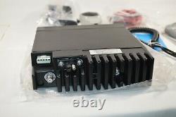 NEW Vtg 1989 Motorola MaxTrac 300 32ch VHF 2-Way Radio with Antenna & Mic NIB