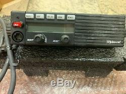 New EF Johnson VHF 53SL P25 Mobile Radio system extended trunk and accessories