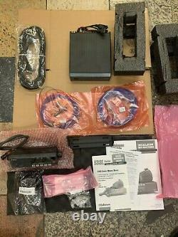 New EF Johnson complete UHF 53SL P25 Mobil Radio system trunk + all accessories