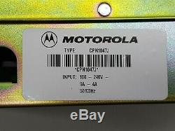 New Motorola Quantar T5365 T5365a Base Station Radio Repeater 800mhz 100w