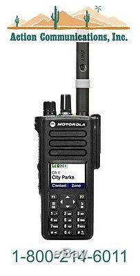 New Motorola Xpr 7550, Vhf 136-174 Mhz, 5 Watt, 1000 Channel Two Way Radio