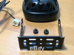 OEM Kenwood KES-5 Two Way Radio 40W External Speaker, 12 Pin Connector, Bracket