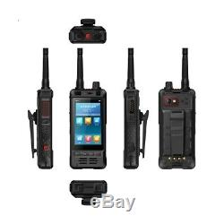 Portable Smart Walkie Talkie WiFi Micro SIM UHF Handheld Two Way Radio Intercom