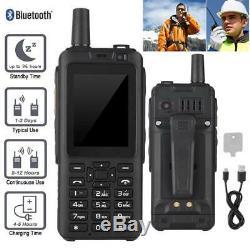 Portable Two-way 4G WiFi Digital Walkie Talkie Radio PTT WCDMA/GPS/Network/SIM