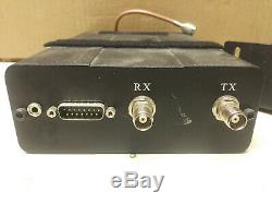 Pyramid SVR-252/ 250M vehicular repeater with bracket