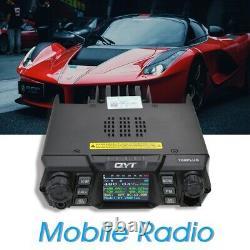 QYT KT-780PLUS 80W Walkie Talkie UHF Transceiver 400-480MHz DTMF Two Way Radio