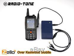 Radio Over Zello Controller + Android Smart Phone Kenwood TK-5720 TK-5820 K-7100