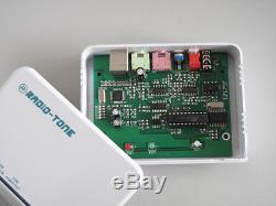 Radio-tone RT-RoIP1 Interface Interconnects Radio & Smartphone Zello RoIP