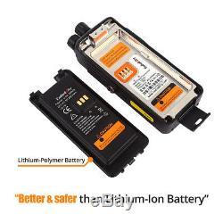 Radioddity GD-55 Plus DMR Tier II 2800mAh battery 10W UHF Ham Two way Radio DHL