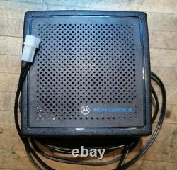 Refurbished Motorola Astro Spectra Vhf Radio 50w W5 D04kkf9pw5an Complete 1yw