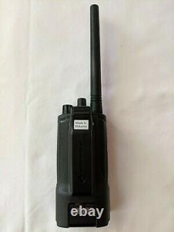 Refurbished Motorola RMV2080 VHF Two-way Radio 2 watts 8 channels