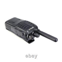 Retevis H777Plus FRS Two Way Radio 2W 1000mAh CTCSS/DCS Walkie Talkies+Mic(10X)