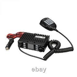 Retevis RA25 GMRS462-467MHz FM Transceiver Mobile Radio Two Way Amateur Radio