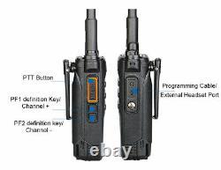 Retevis RT86 Two Way Radio Analog UHF430-440MHz 10W 16CH Walkie Talkies(2Pack)