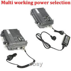 Retevis RT97 Portable Two Way Radio Repeater Power Divider UHF Signal Repeater