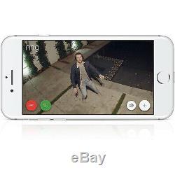 Ring Spotlight Cam Wire-free Battery HD Security Camera, Two-Way Talk, Alexa
