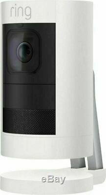 Ring Stick Up Cam Battery HD Security Camera with Two-Way Talk, Night Vision