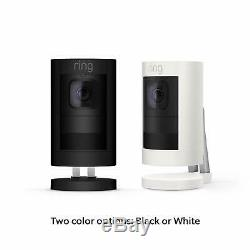 Ring Stick Up Cam Battery HD Security Camera with Two-Way Talk Night Vision NEW
