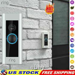 Ring Video Doorbell Pro, with HD Video, Motion Activated Alerts, Two-way Talk